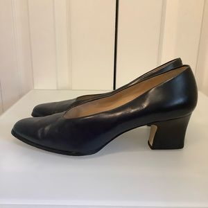 CALICO LEATHER SHOES